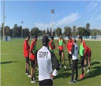 منسق منتخب الشباب يفجر مفاجأة قبل لقاء تونس غدًا