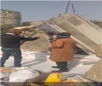 نائب محافظ القاهرة تتابع اللمسات النهائية لمسار نقل المومياوات الملكية
