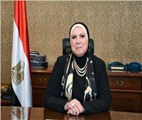 وزيرة التجارة: انتهاء لائحة قانون المشروعات الصغيرة والمتوسطة نهاية العام