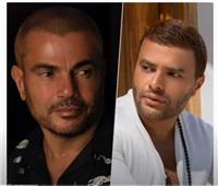 رامي صبري مطلوب على «يوتيوب» بسبب عمرو دياب