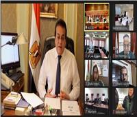 وزير التعليم العالي يفتتح فعاليات أولمبياد الرياضيات العربي