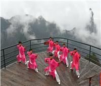 إدراج رياضة تاي جي تشوان الصينية في قائمة التراث العالمي غير المادي