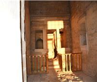 بسبب «كورونا».. الشمس تتعامد على معبد قصر قارون بدون جمهور