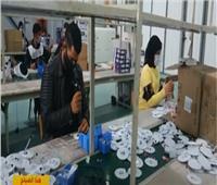 أول مصنع للصم والبكم في بورسعيد يحصل على «الأيزو»| فيديو