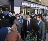 حقوق الإنسان بـ«الداخلية» تفتش على أقسام ومراكز الشرطةl صور