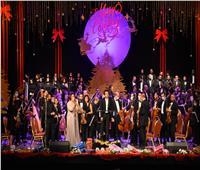 أوركسترا وتريات أوبرا الإسكندرية في احتفالات الكريسماس والعام الجديد