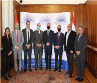 «رجال أعمال الإسكندرية» تبحث الاستثمارات المشتركة مع السفير البولندي