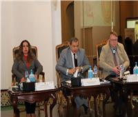 سعفان وأوشلان يطلقان دراسة الثورة الصناعية الرابعة في مصر
