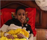 وزير الرياضة ومؤمن زكريا يدعمان «النجم الصغير» بعد إصابته بـ«السرطان»