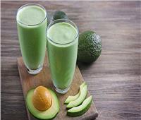 عصير الأفوكادو والتفاح الأخضر لزيادة المناعة
