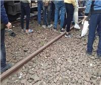 مصرع طفل أسفل عجلات القطار بالدقهلية