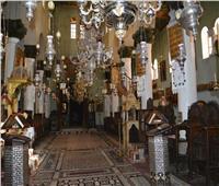 كنيسة التجلي بـ«سانت كاترين».. تناغم معماري فني للفنون المسيحية والإسلامية