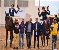 ختام المرحلة الثانية من بطولة الجمهورية للفروسية بشرم الشيخ