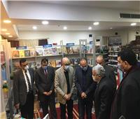 «هيئة الكتاب» تشارك بمعرض نادي مستشاري النيابة الإدارية