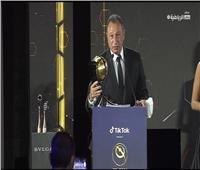 كلمة محمود الخطيب بعد تسلم جائزة الأهلي الأكثر تتويجًا
