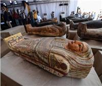 2020 عام كشف التوابيت الملونة في مصر.. والأنظار تتجه لـ«موكب ملكي» في 2021