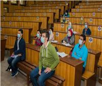 جامعة طنطا تشكل لجان متابعة لإجراءات مجابهة كورونا