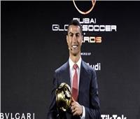 رونالدو: جائزة «لاعب القرن» أسعد لحظة في حياتي