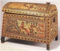 حكاية صندوق الشعائر والحروب للملك «توت عنخ آمون»