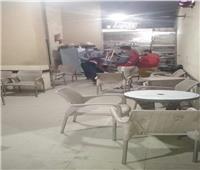 حملة مكبرة على المقاهي وضبط وتحريز «الشيش» بشبرا الخيمة