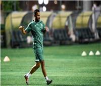 لاعبو الأهلي يستقبلون حسام عاشوربالاحضان.. فيديو