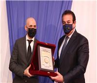 وزير التعليم العالي خالد عبد الغفار يفتتح دار عزل مستشفى سعاد كفافي الجامعي