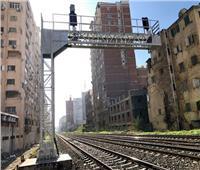 وزير النقل: بدء الخدمة في برج إشارات السكة الحديد بسيدي جابر| صور