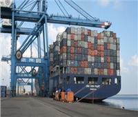 ميناء دمياط يستقبل 25 سفينة حاويات وبضائع عامة خلال 24 ساعة