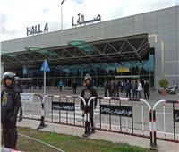 صالة 4 بمطار القاهرة تستعد لاستقبال منتخبات بطولة كأس العالم لكرة اليد