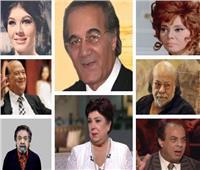 فنانون رحلوا في 2020.. مصر تودع نجوم الفن الجميل