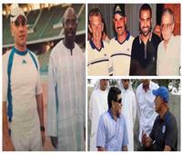 وهبة.. درب رئيس ليبيريا وعمل مع مارادونا والأهلي