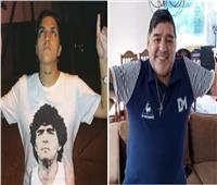 قضية إثبات نسب.. ظهور ابنة جديدة لـ«مارادونا» في المحاكم