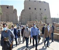 زيارة الأقصر ولجان تفتيش سرية.. أول تحركات وزير السياحة في العام الجديد