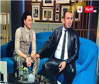 محمود الليثي : «حطلي روج» تجمعني بـ«مايا دياب»