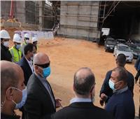 وزير النقل يتابع أعمال إنشاء محطات وأنفاق وكباريالقطار الكهربائي