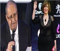 إلهام شاهين: وحيد حامد ودعنا في مهرجان القاهرة السينمائي «بهذه الجملة»