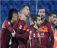«دجيكو» يقود روما لفوز ثمين على سامبدوريا في «الكالتشيو»