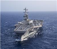 بعد تصاعد التوتر مع إيران.. إعادة حاملة طائرات أمريكية للشرق الأوسط
