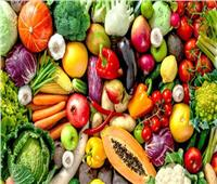 أسعار الخضر والفاكهة بالتموين حتى 8 يناير الجاري