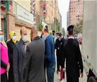 حي عين شمس يحرر 544 محضرا لمخالفة ارتداء الكمامة.. خاص بالصور