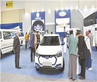 إقبال كبير على معرض تكنولوجيا تحويل السيارات