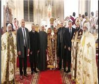 الجالية المصرية في فرنسا تهنئ كنائس باريس بعيد الميلاد المجيد