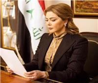 رغد صدام حسين توجه رسالة للجيش العراقي في الذكرى المئوية لتأسيسه