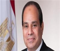 السيسي: مصر قلعة الوطنية وشعبها مثال فريد في التعايش بين مختلف الأديان
