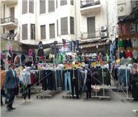سوق جبر الغلابة | «الوكالة» البديل الأرخص لـ«كسوة» الشتاء