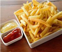 دراسة تحذر.. البطاطس المقلية تسبب أمراض القلب والكبد