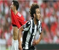 عمرو وردة يسجل أول أهدافه مع باوك في الدوري اليوناني