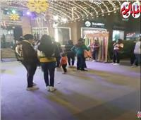 احتفالات عيد الميلاد فى شبرا شكل تاني..فيديو
