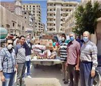 900 محضر غش تجاري بالفيوم.. وإعدام السلع الفاسدة