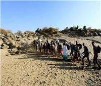 آلاف اللاجئين الإثيوبيين يحاولون العبور إلى السودان